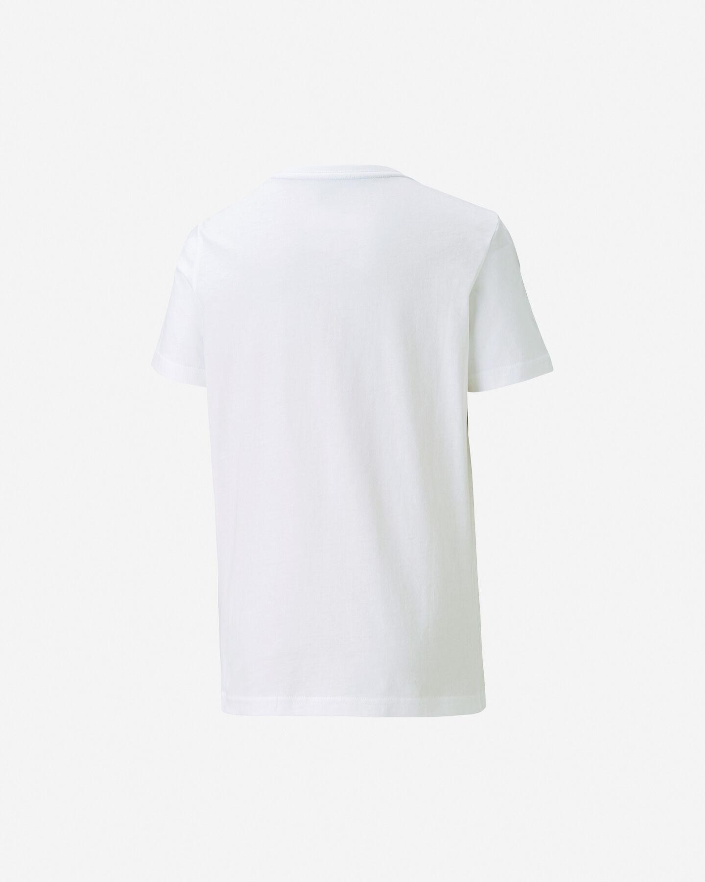 T-Shirt PUMA BIG LOGO JR S5234930 scatto 1