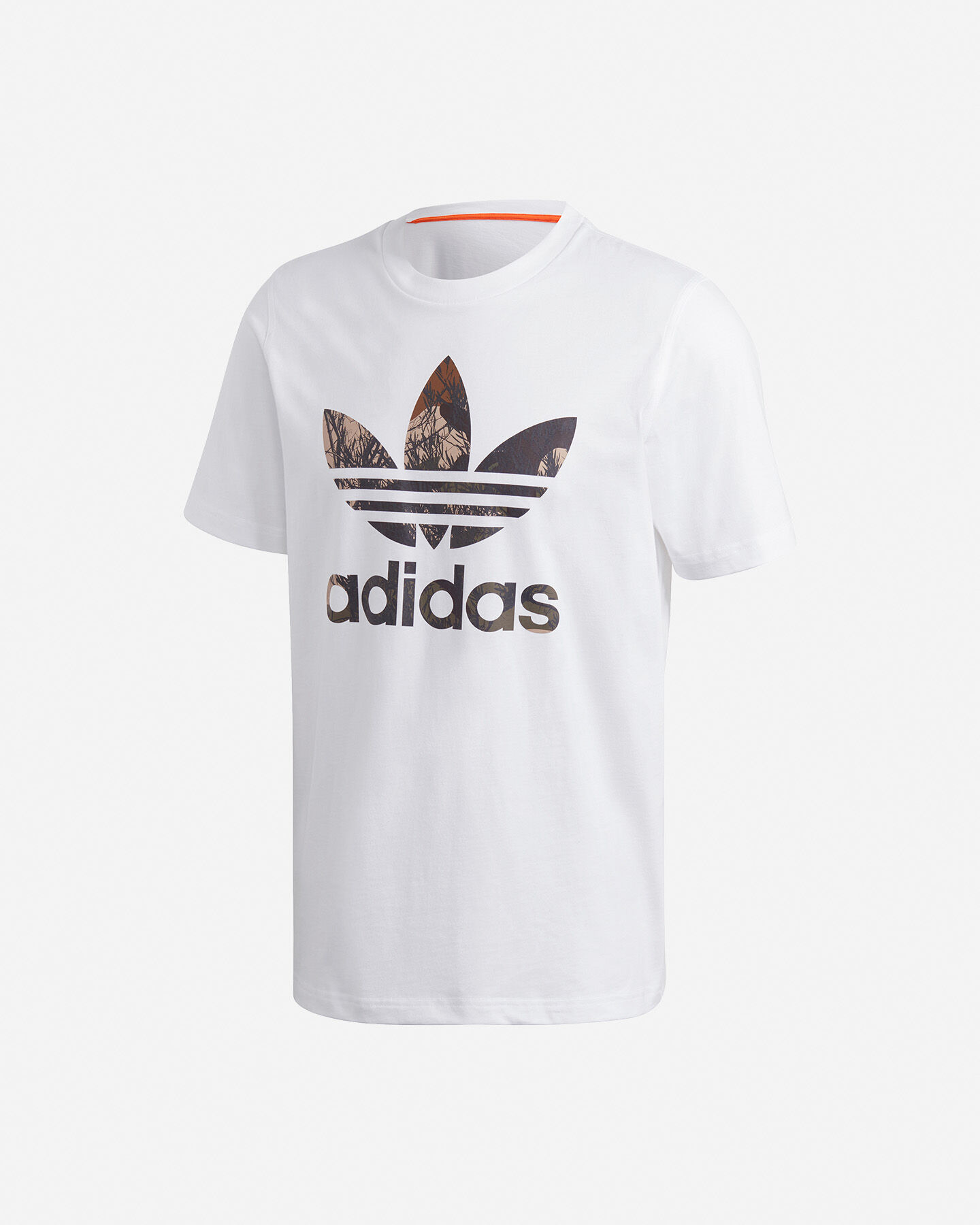 T-Shirt ADIDAS CAMO TREFOIL M S5210679 scatto 0