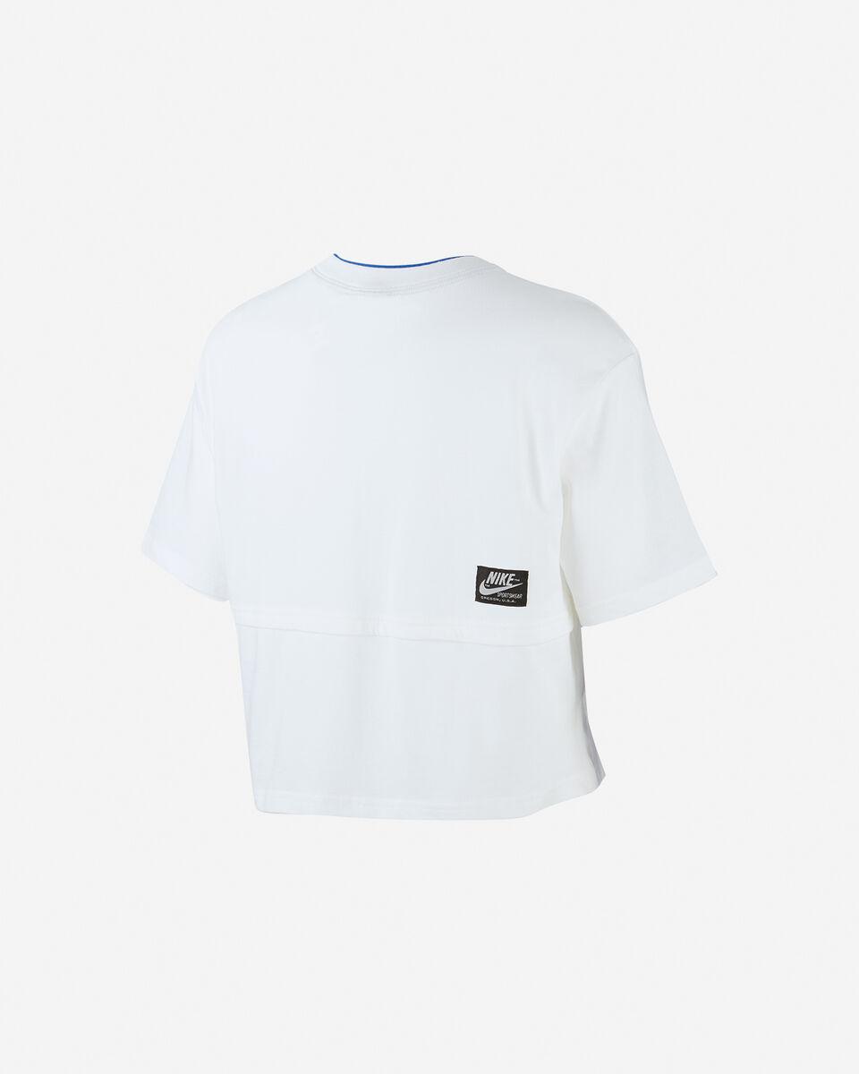 T-Shirt NIKE ICON CLASH W S5164029 scatto 1