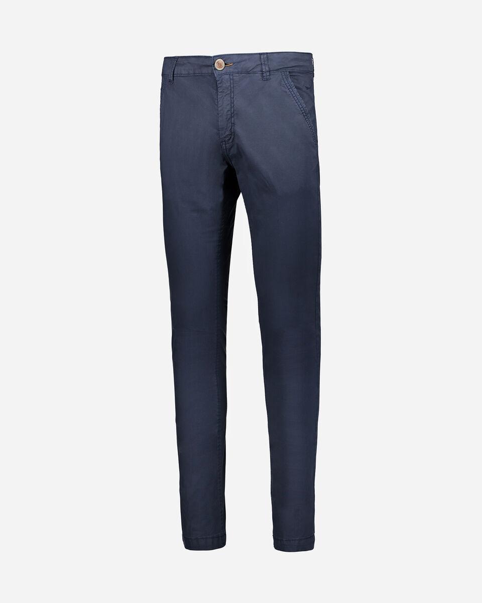 Pantalone COTTON BELT CHINO SLIM M S4065095 scatto 0