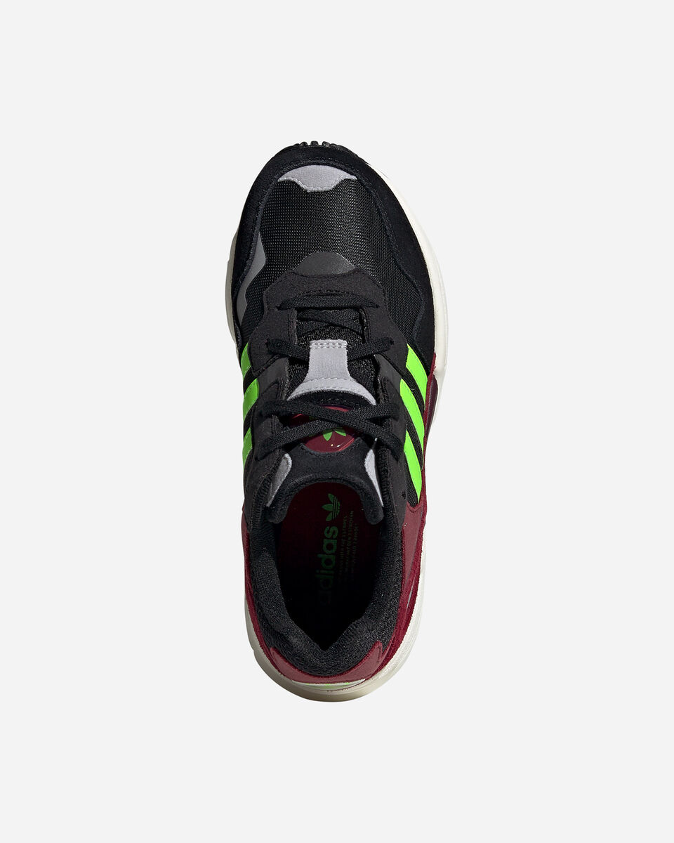 Scarpe sneakers ADIDAS YUNG 96 GS JR S5069026 scatto 2