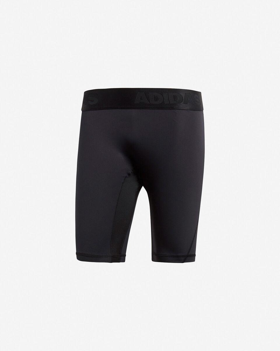 Pantaloncini intimo tecnico ADIDAS ALPHASKIN SPRT TIGHT SHORT TIGHT M S4033462 scatto 0