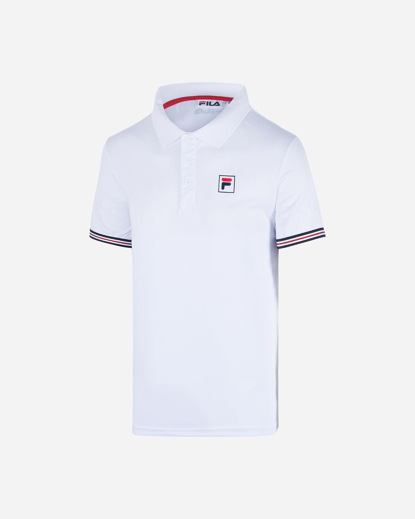 Polo tennis FILA TENNIS M S4075797 scatto 0
