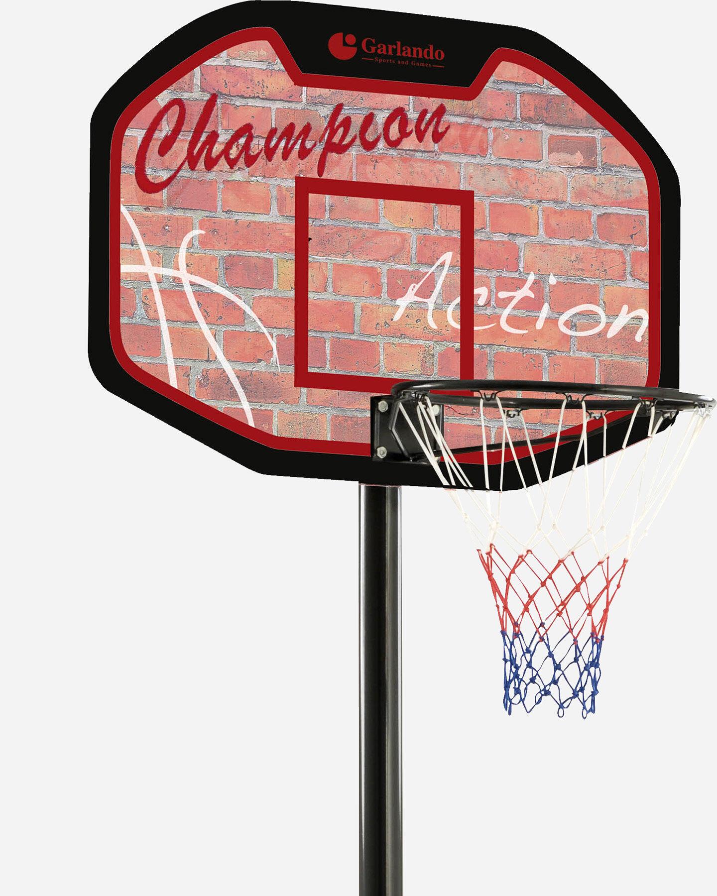 Attrezzatura basket GARLANDO SAN JOSE' S1245976 N.D. UNI scatto 1