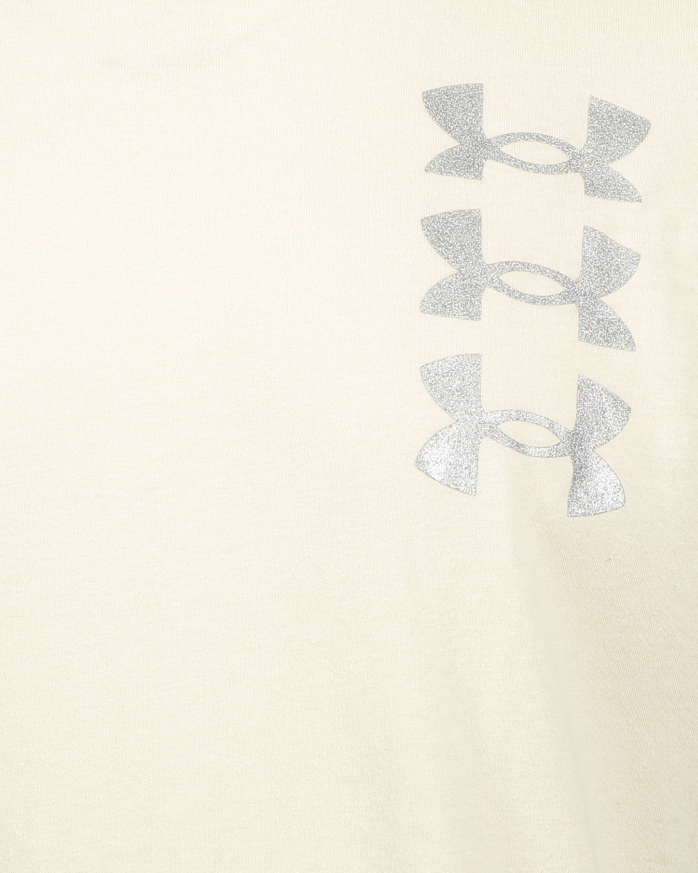 T-Shirt training UNDER ARMOUR TRIPLE STACK LOGO  M S5229683 scatto 1