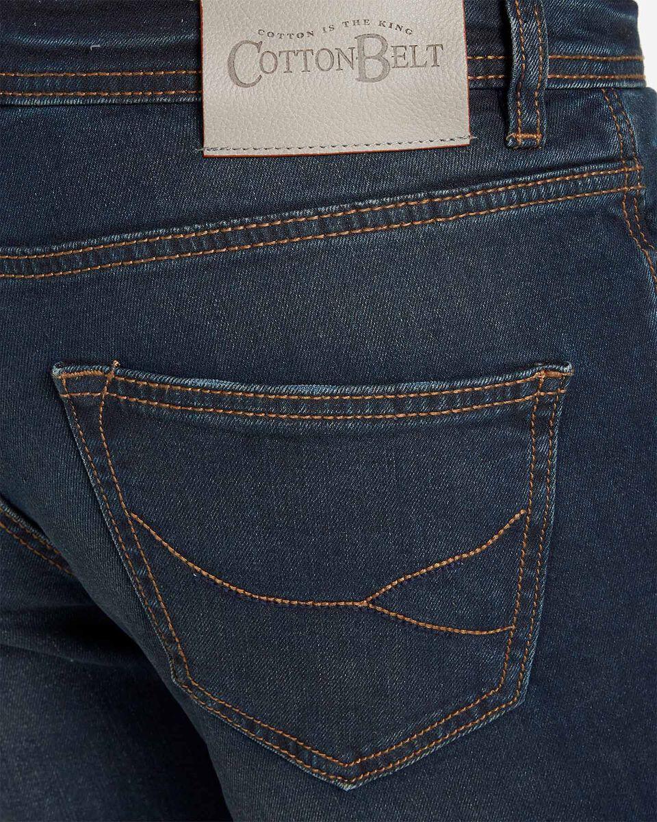 Jeans COTTON BELT GREGOR SLIM M S4070912 scatto 3