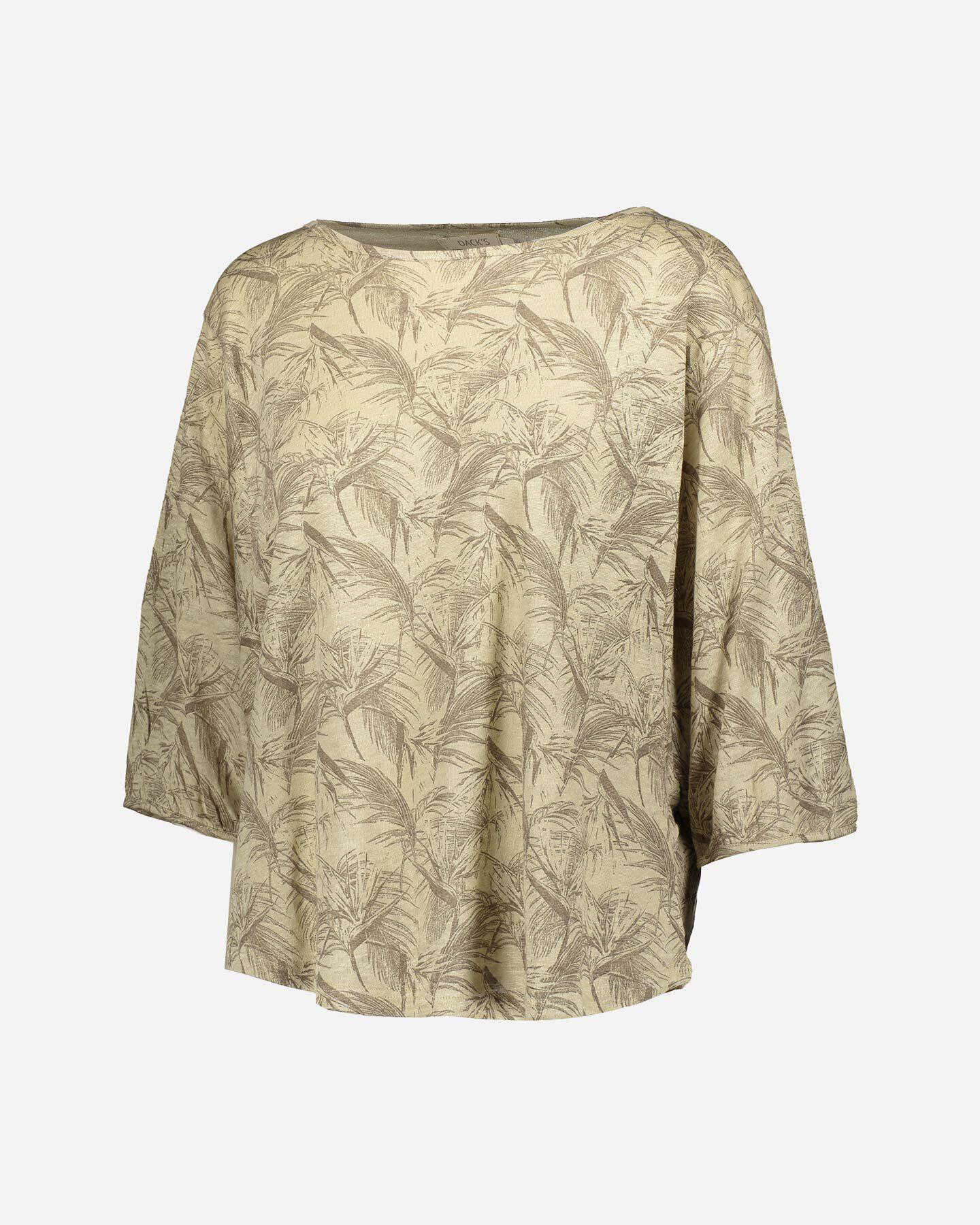T-Shirt DACK'S LINEN FANTASY W S4086998 scatto 0