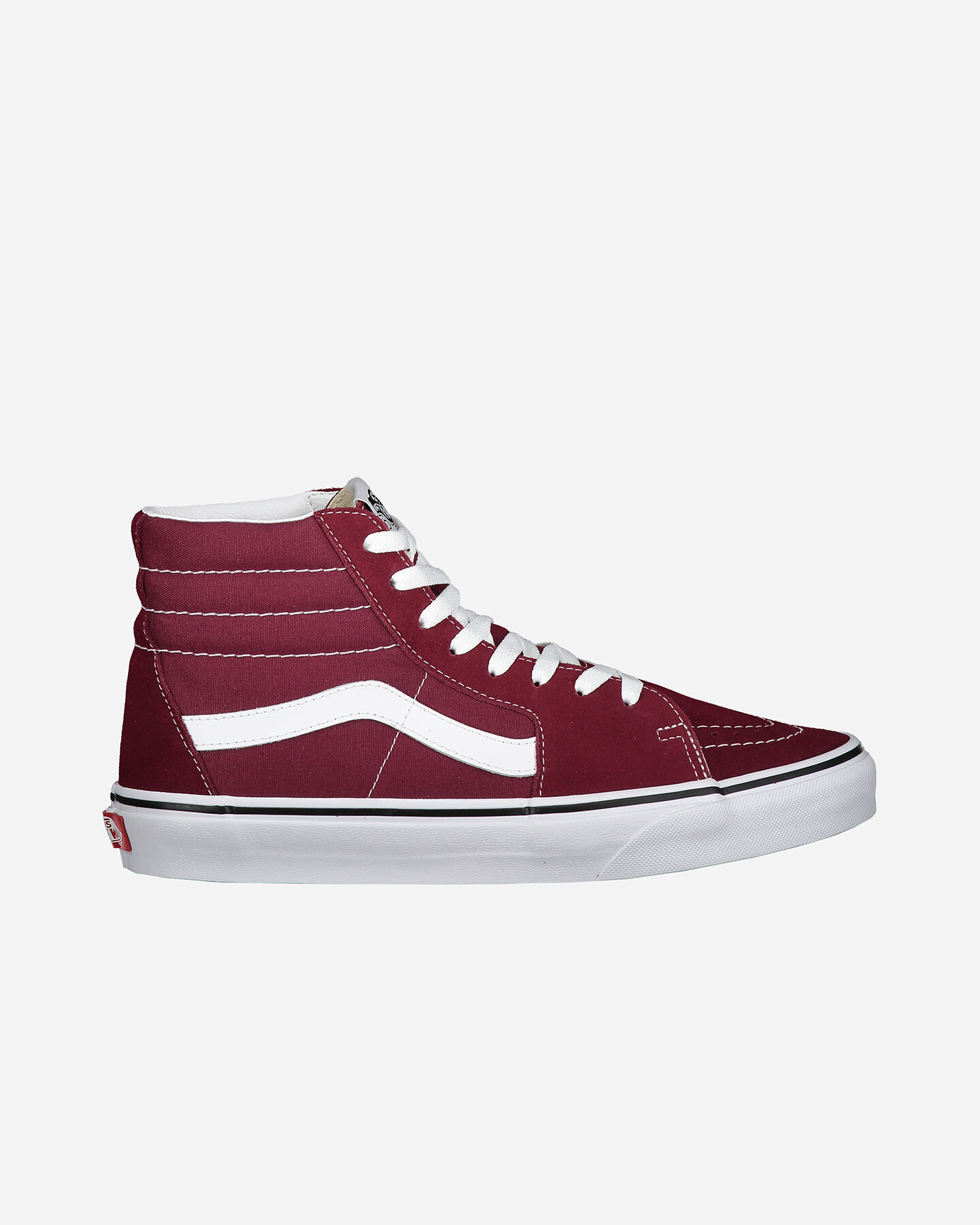 Scarpe sneakers VANS SK8 HI M S5119246 scatto 0