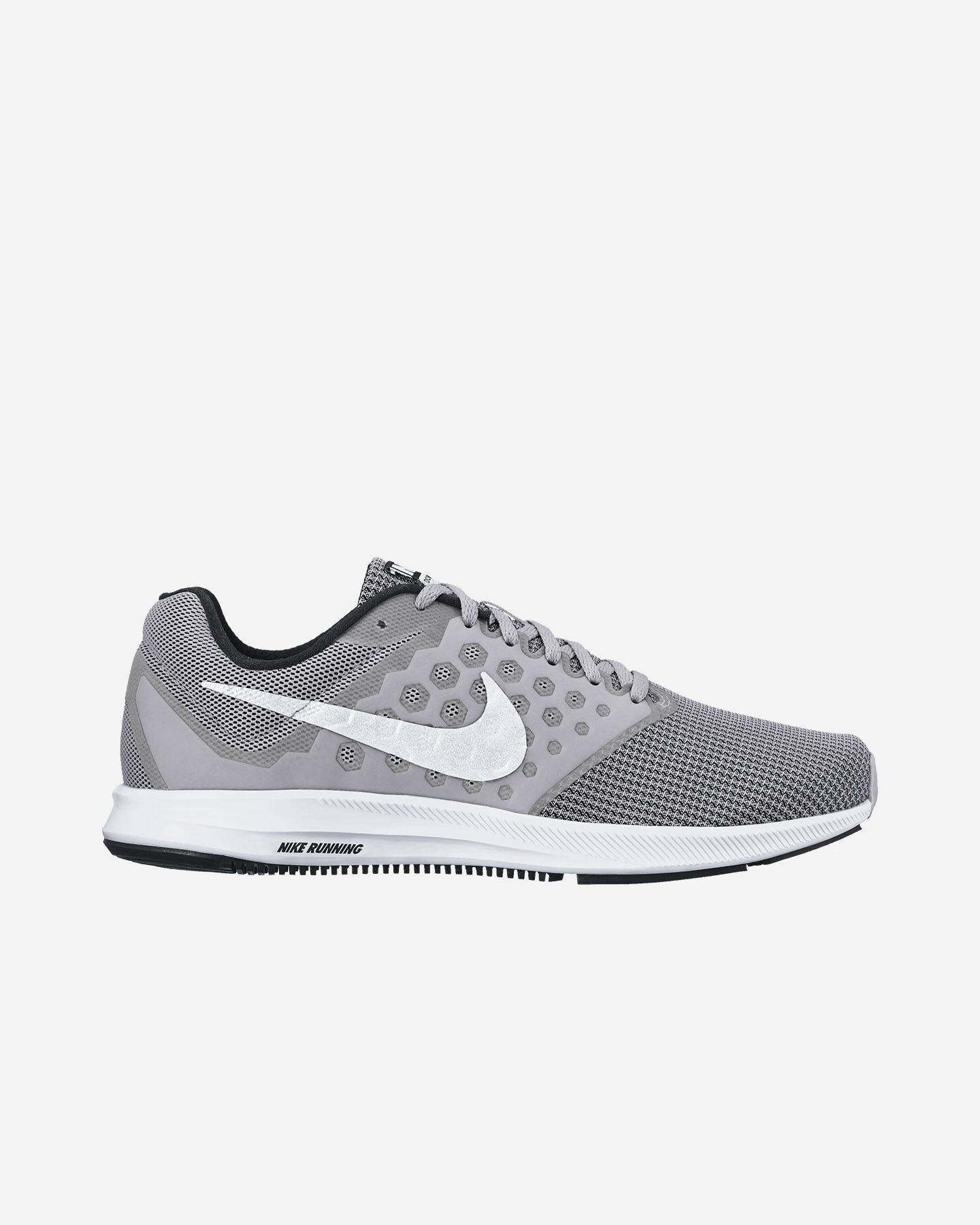 new product 606eb 32a83 ... da donna sneakers SNEAKERS SCARPE SPORTIVE BIANCO ORO,. NIKE  DOWNSHIFTER 852459 007 TG eur 41 US 8