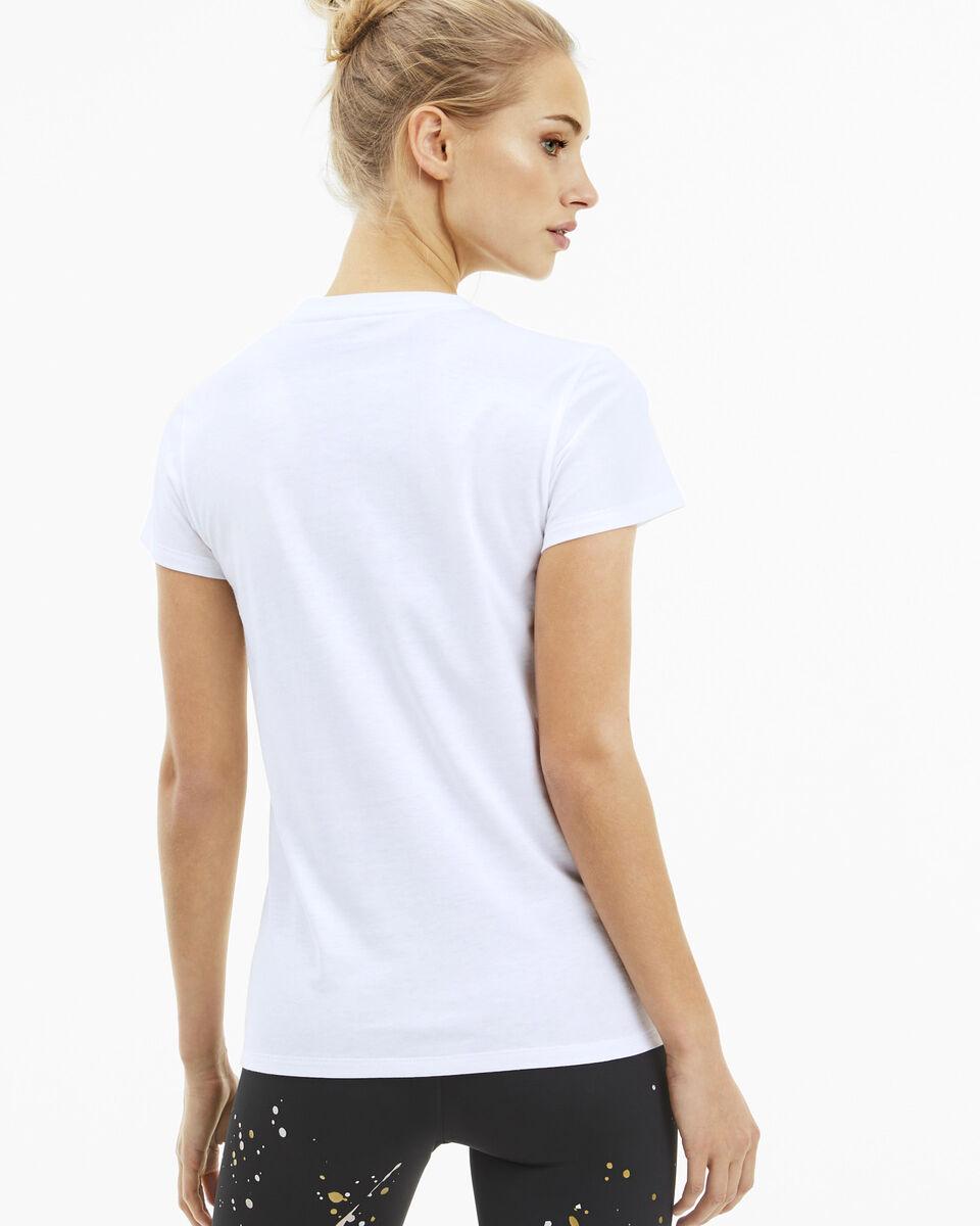 T-Shirt training PUMA V MESH W S5172770 scatto 3