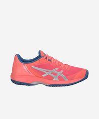 official photos aa144 6262d SCARPE donna ASICS GEL COURT SPEED CLAY W