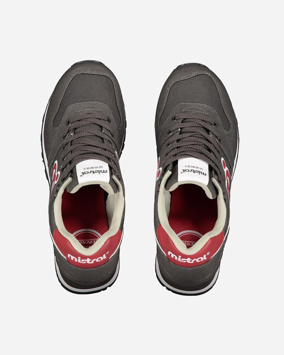 Scarpe sneakers MISTRAL SEVENTIES CANVAS M S4089464 scatto 3
