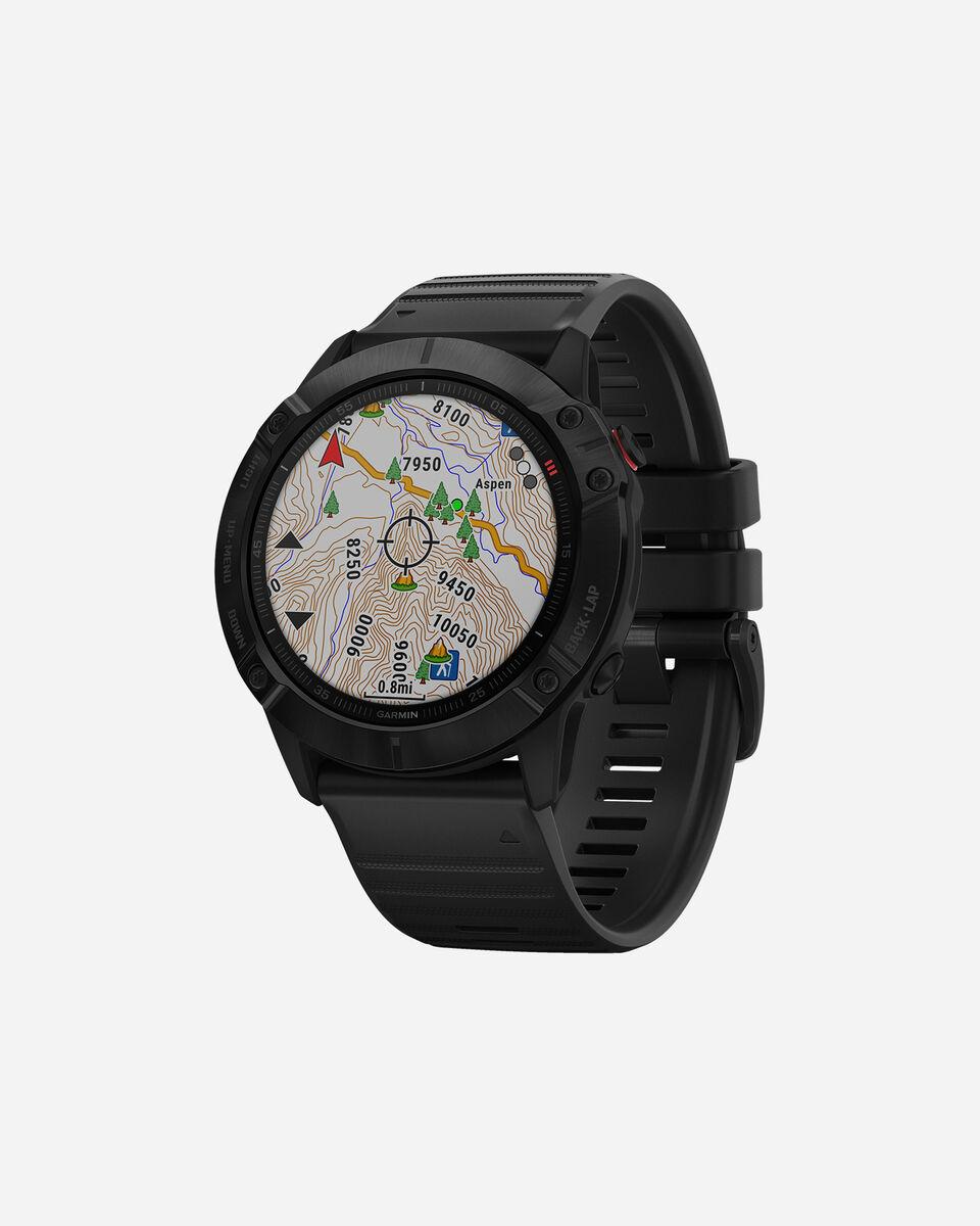 Orologio multifunzione GARMIN FENIX 6X PRO S4076553|01|UNI scatto 2