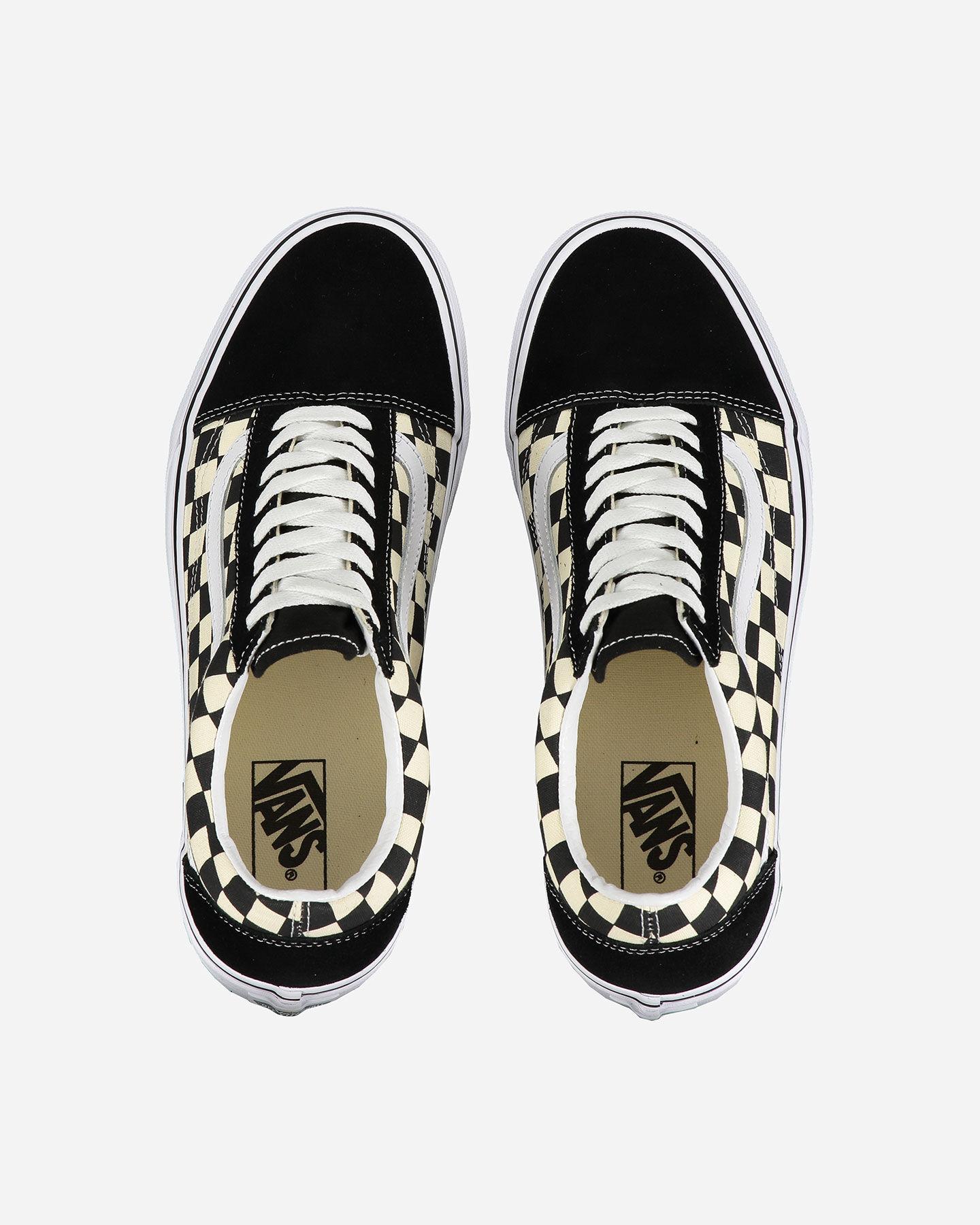 Scarpe sneakers VANS OLD SKOOL M S4054039 scatto 3