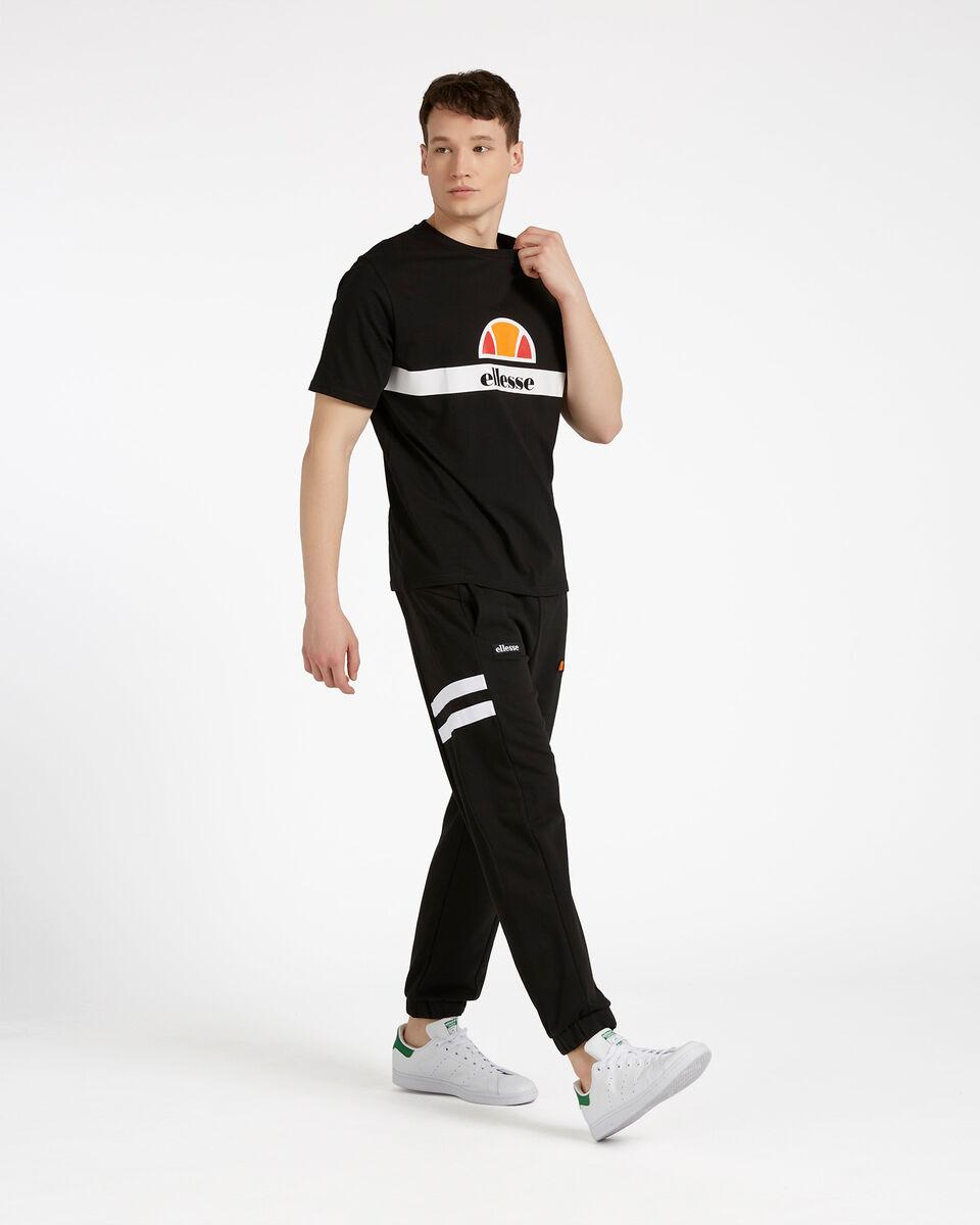 T-Shirt ELLESSE LOGO CENTRAL M S4088417 scatto 3