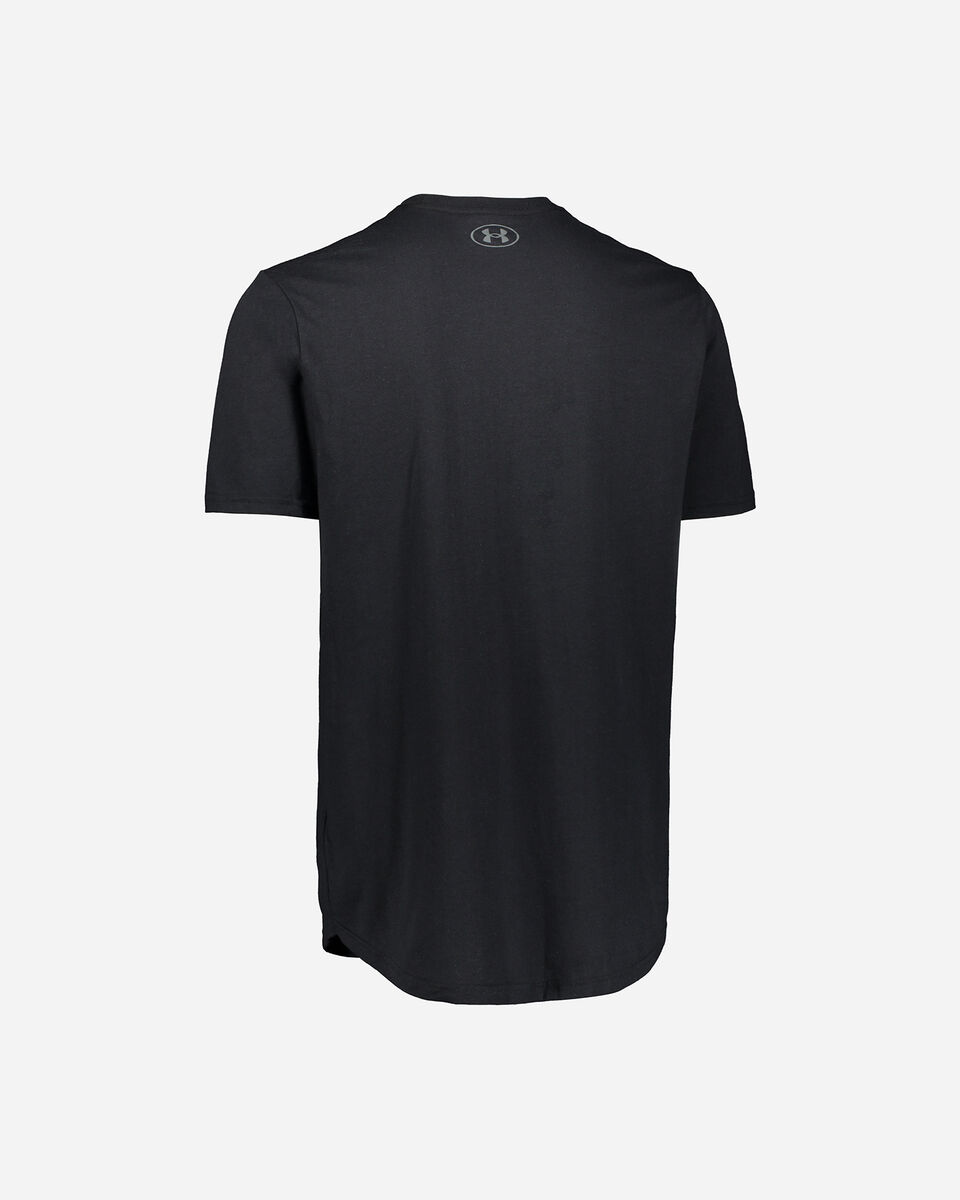 T-Shirt training UNDER ARMOUR TRIPLE STACK LOGO M S5229682 scatto 1