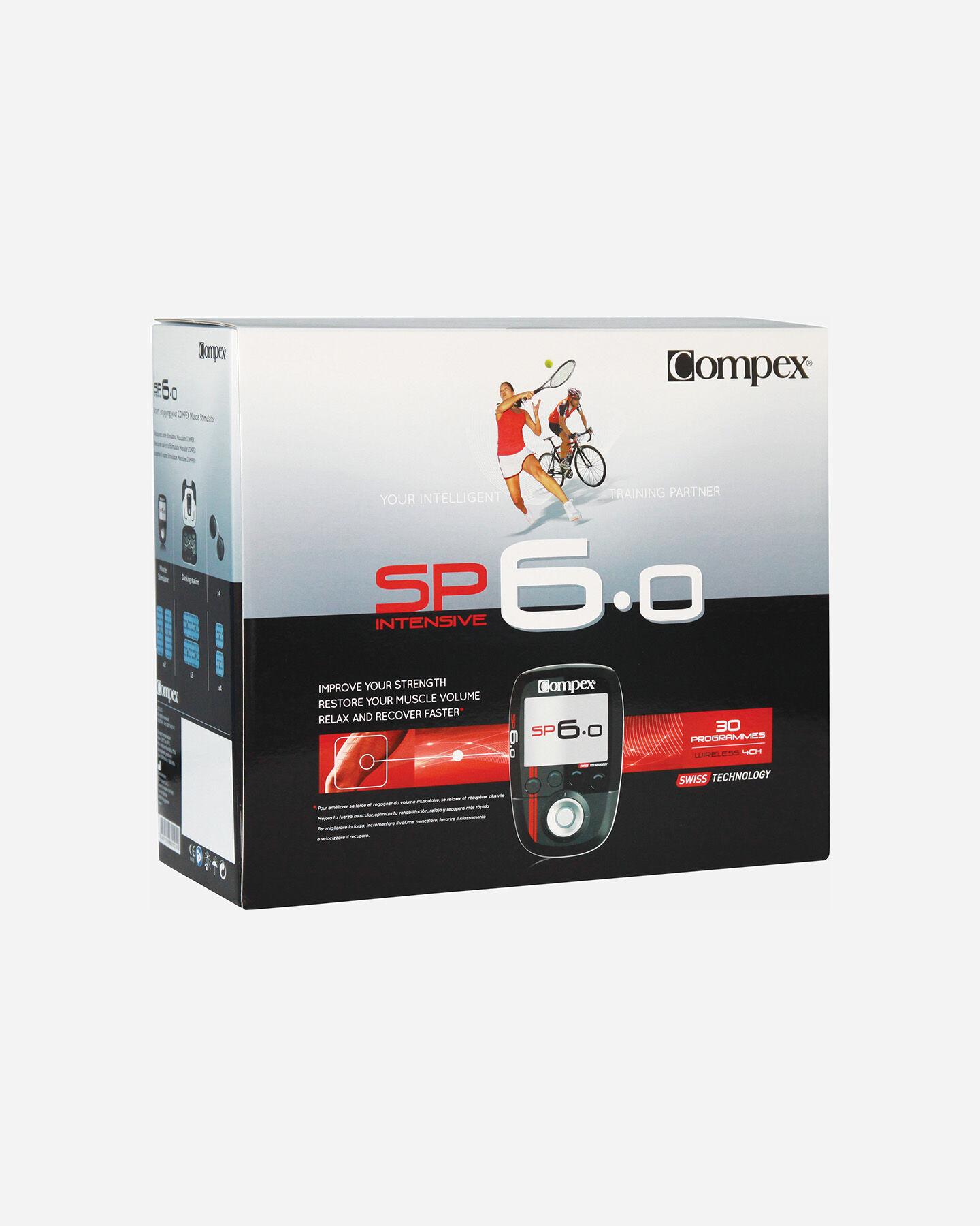 Elettrostimolatore COMPEX SP 6.0 S1296250|1|UNI scatto 3