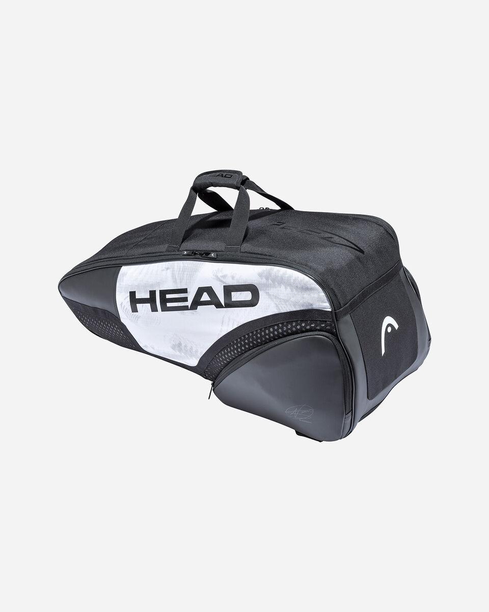 Fodero HEAD DJOKOVIC COMBI 6R S5349473 WHBK UNI scatto 0