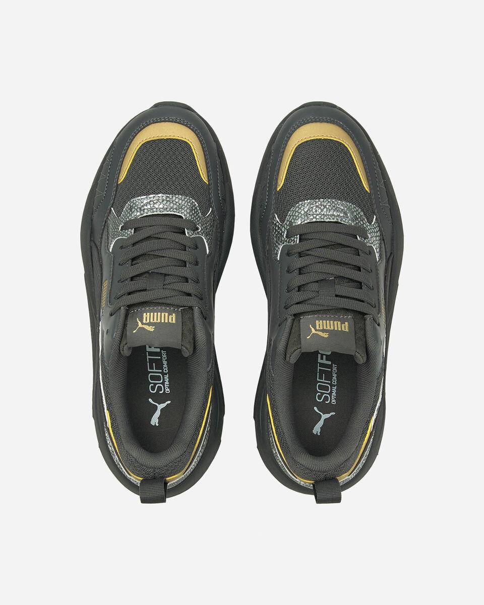 Scarpe sneakers PUMA X-RAY SQUARE SNAKE W S5333456 scatto 3