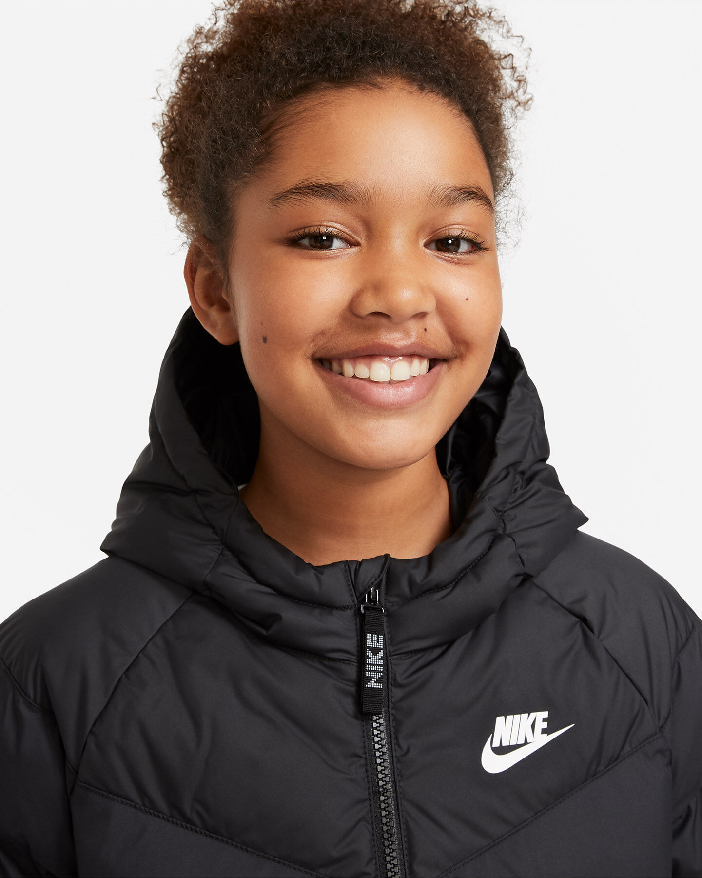 Giubbotto NIKE PADDED JR S5223353 scatto 4