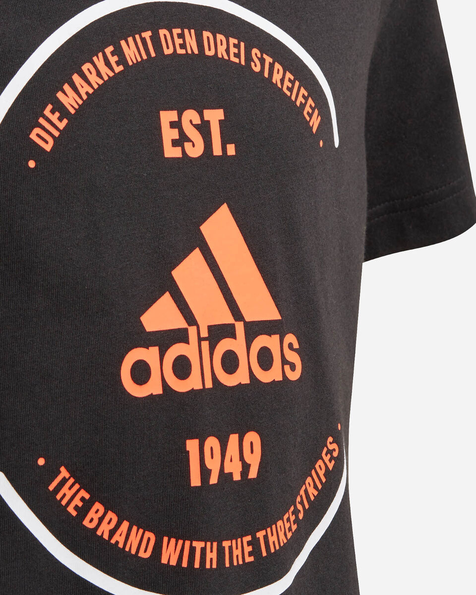 T-Shirt ADIDAS CDP JR S5230793 scatto 3