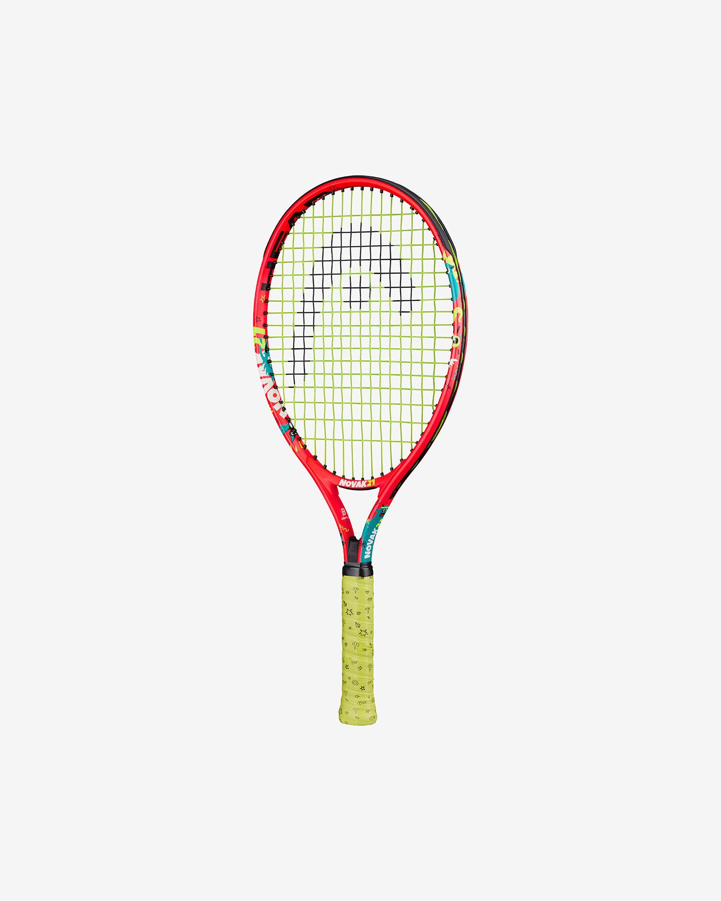 Racchetta tennis HEAD NOVAK 21 JR S5220902 UNI SC05 scatto 0