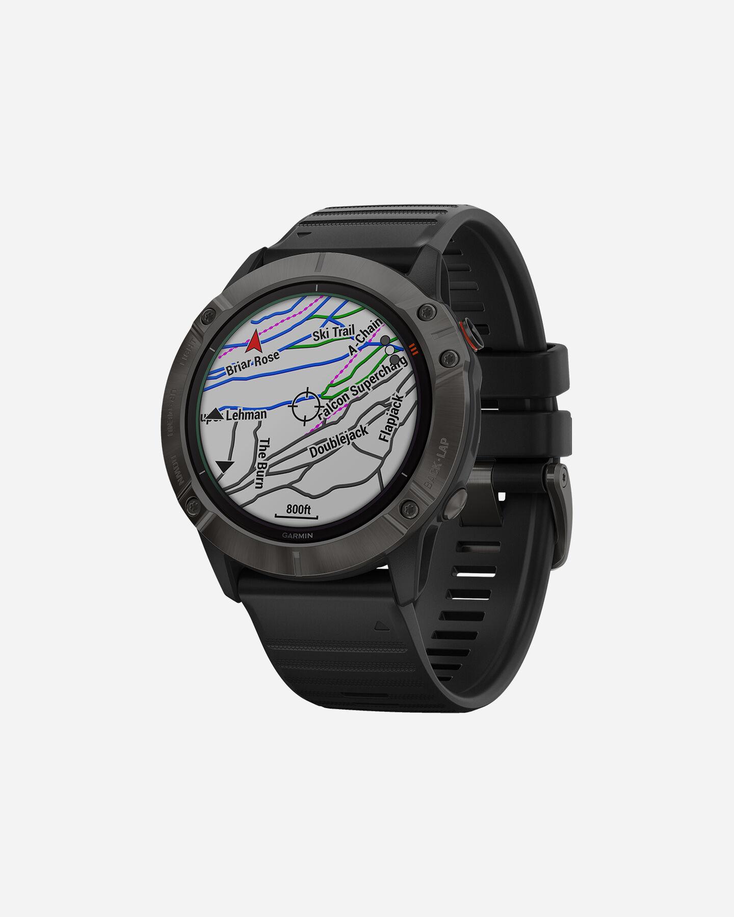 Orologio multifunzione GARMIN FENIX 6X PRO SOLAR S4076559|21|UNI scatto 2