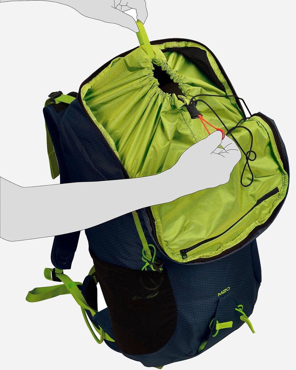 Zaino alpinismo CAMP ZAINO CAMP M20 20L 2918 S4081630|UNI|UNI scatto 5