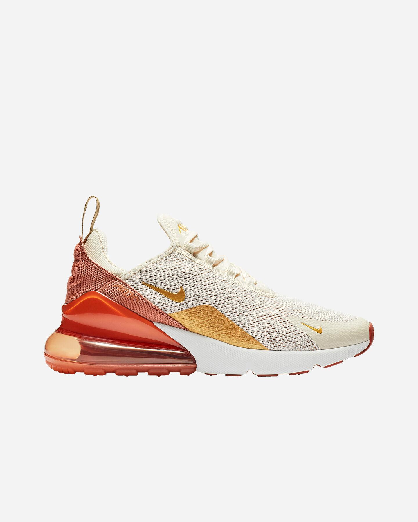 Scarpe sneakers NIKE AIR MAX 270 W S2010489 scatto 0