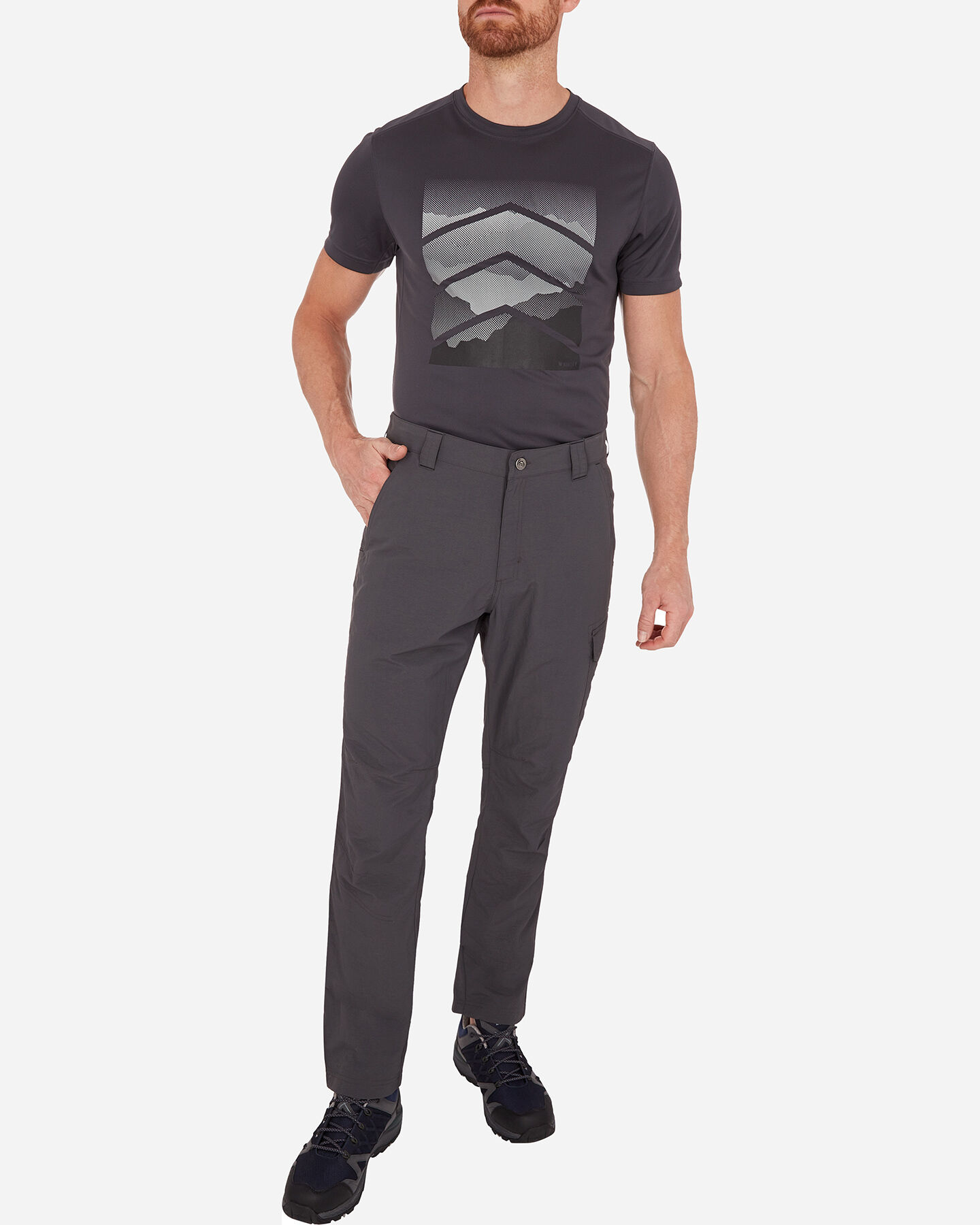 Pantalone outdoor MCKINLEY SHALIMA III M S2004354 scatto 1