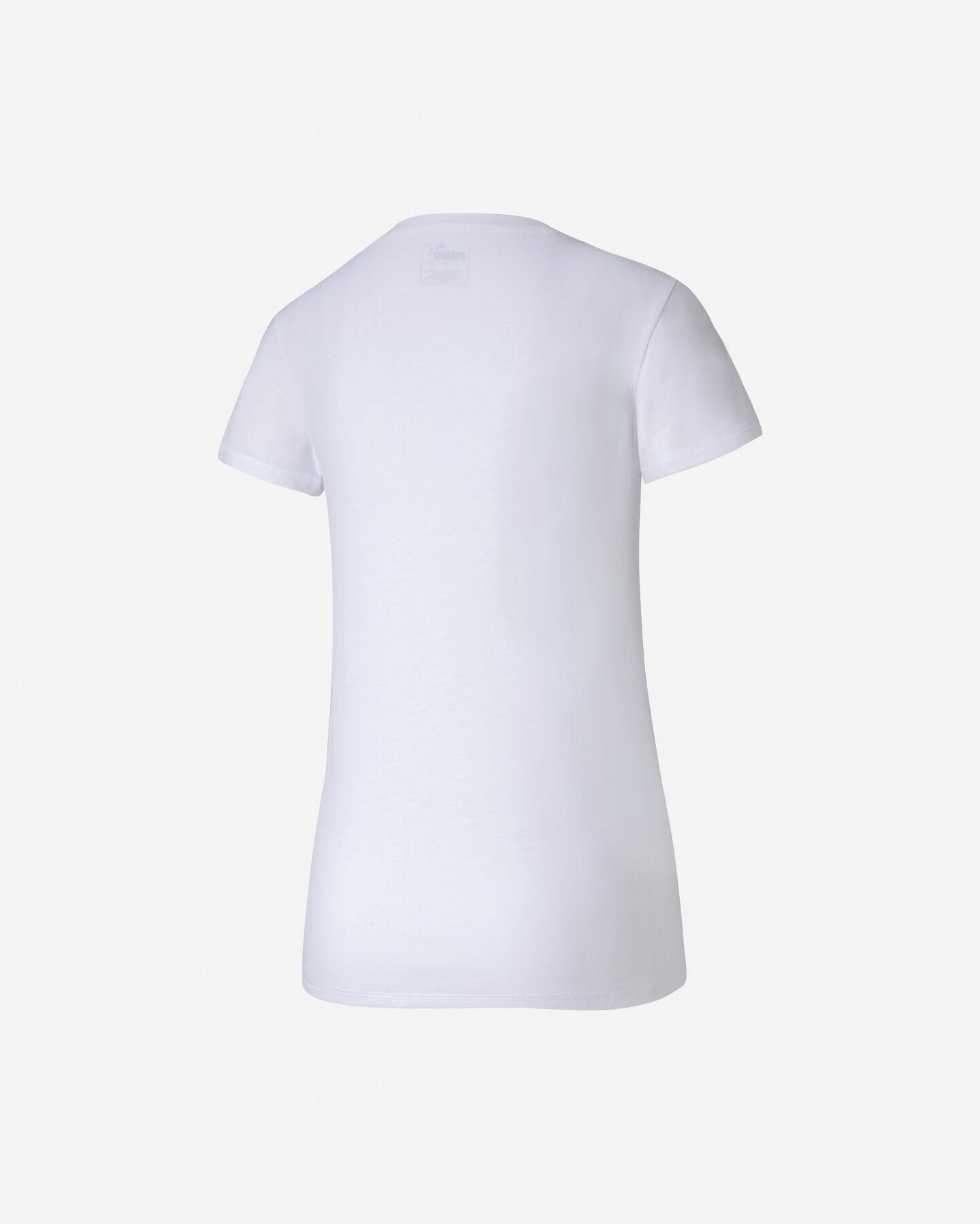 T-Shirt training PUMA V MESH W S5172770 scatto 1