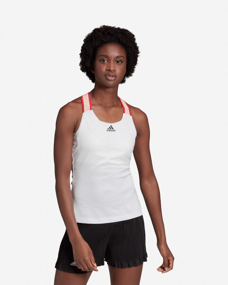 T-Shirt tennis ADIDAS HEAT.RDY W S5212318 scatto 2