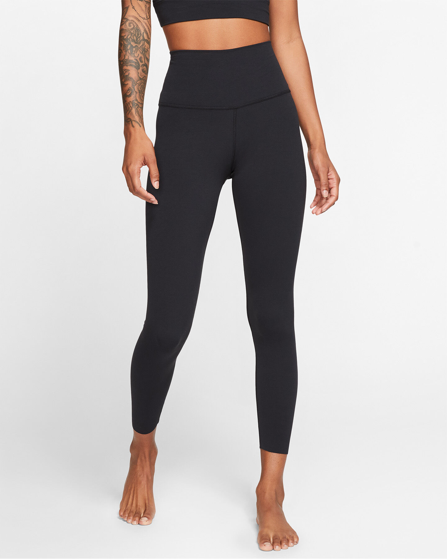 Leggings NIKE HIGH WAIST LUXE 7/8  W S5178312 scatto 2