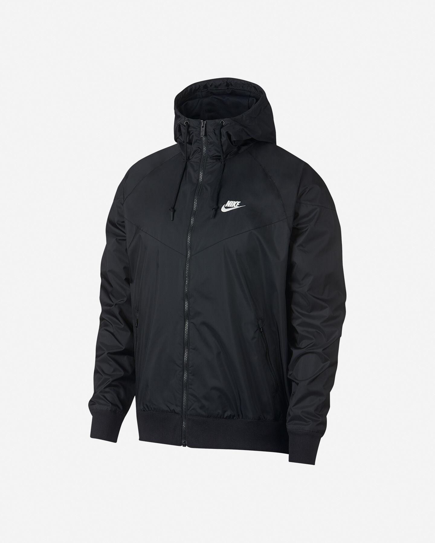 Felpa Uomo Nike M NSW Heritage Hoodie FZ Abbigliamento