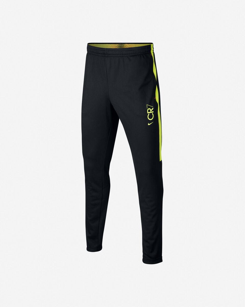 Pantaloncini calcio NIKE DRI-FIT CR7 JR S5163722 scatto 0