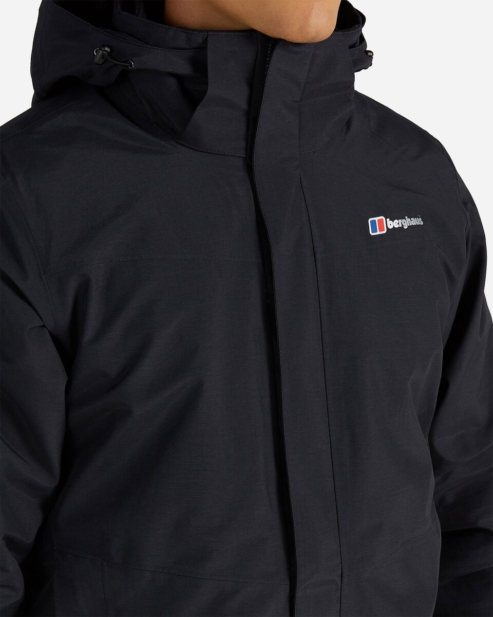 Giacca outdoor BERGHAUS HILLWALKER 3IN1 M S4026235 scatto 4