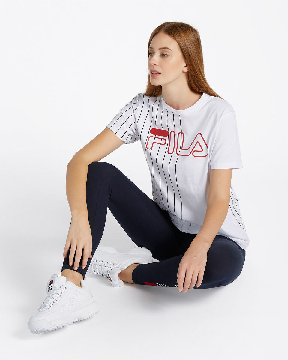T-Shirt FILA BORG W S4067243 scatto 1