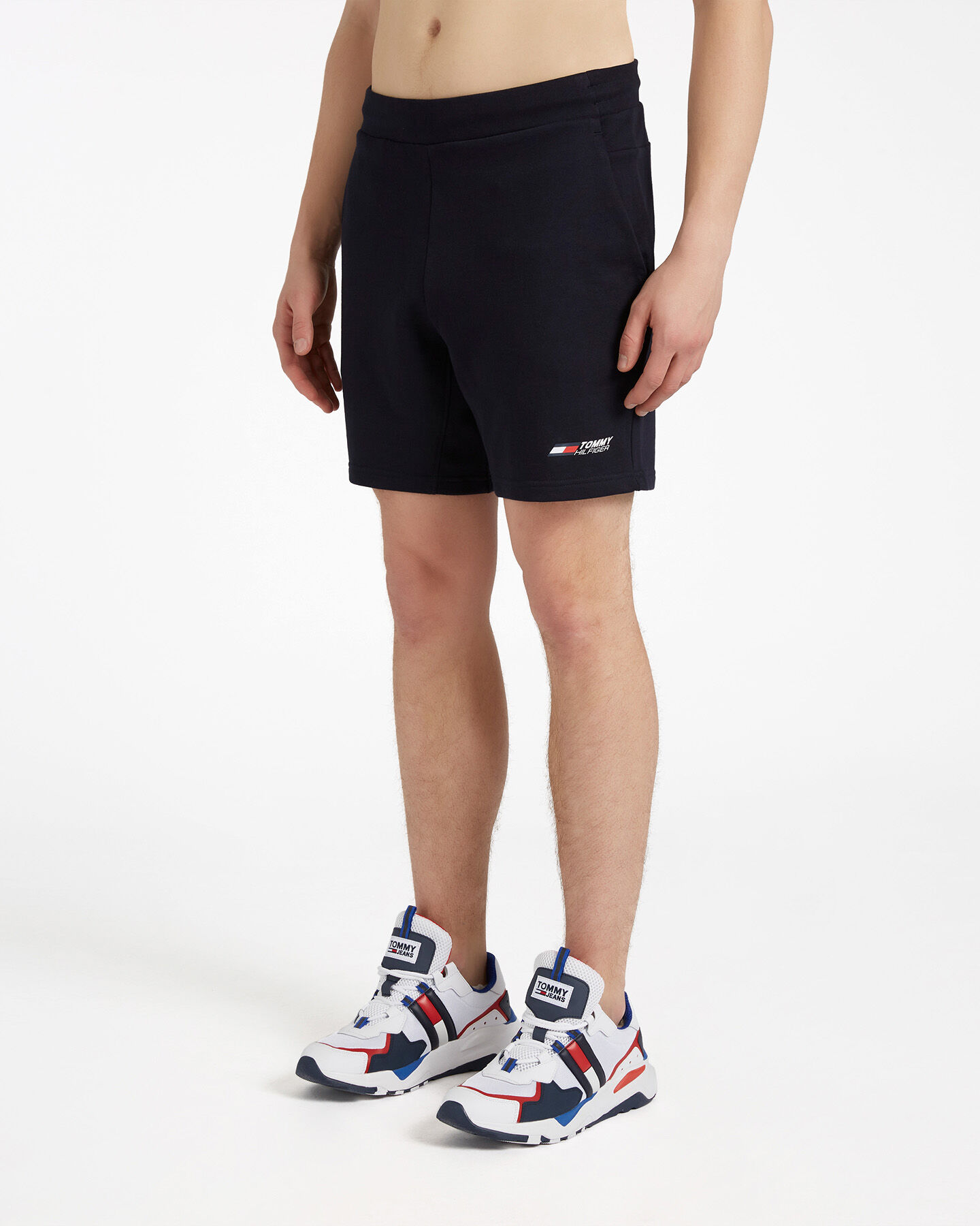 Pantaloncini TOMMY HILFIGER SMALL LOGO M S4089497 scatto 2
