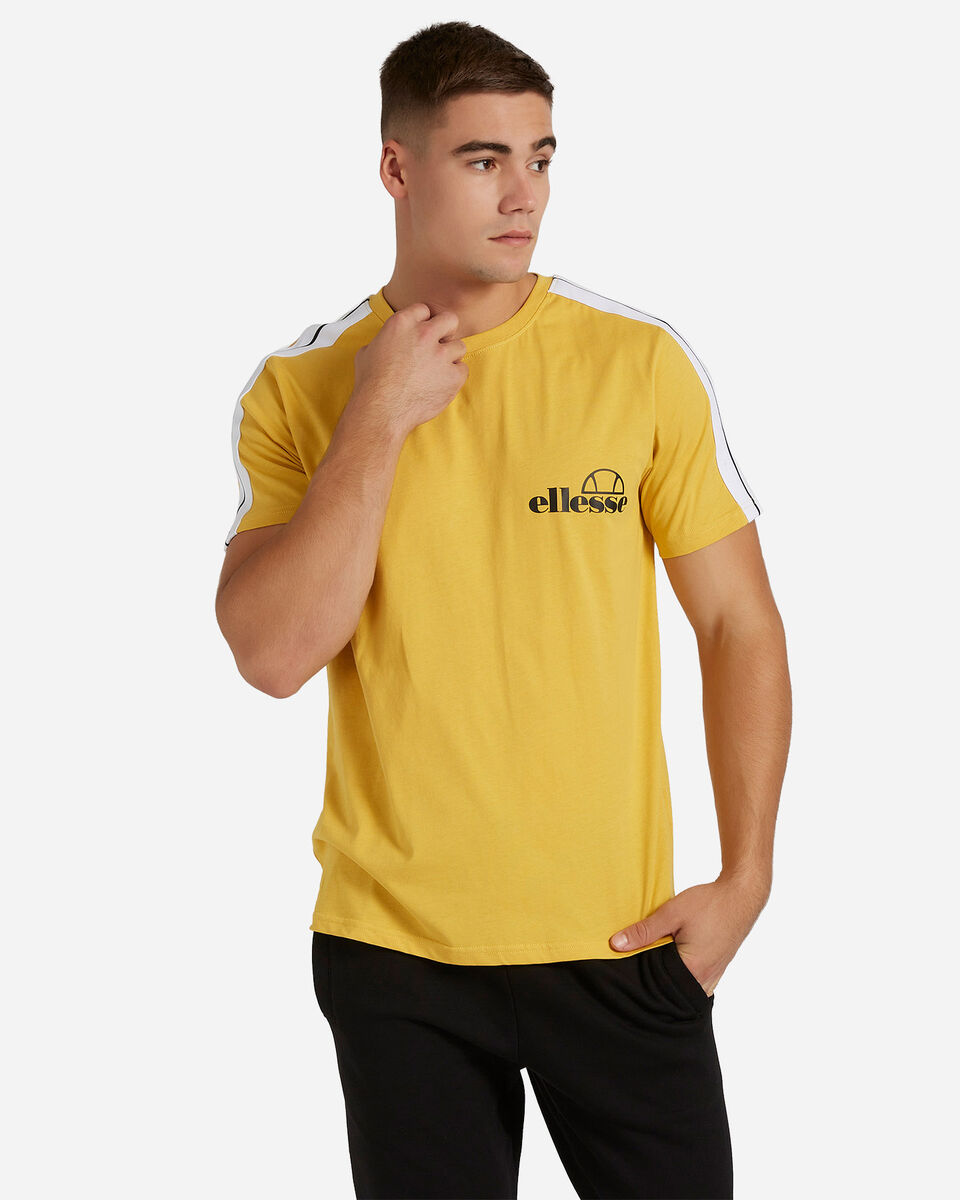 T-Shirt ELLESSE JET STRIPES M S4082140 scatto 0