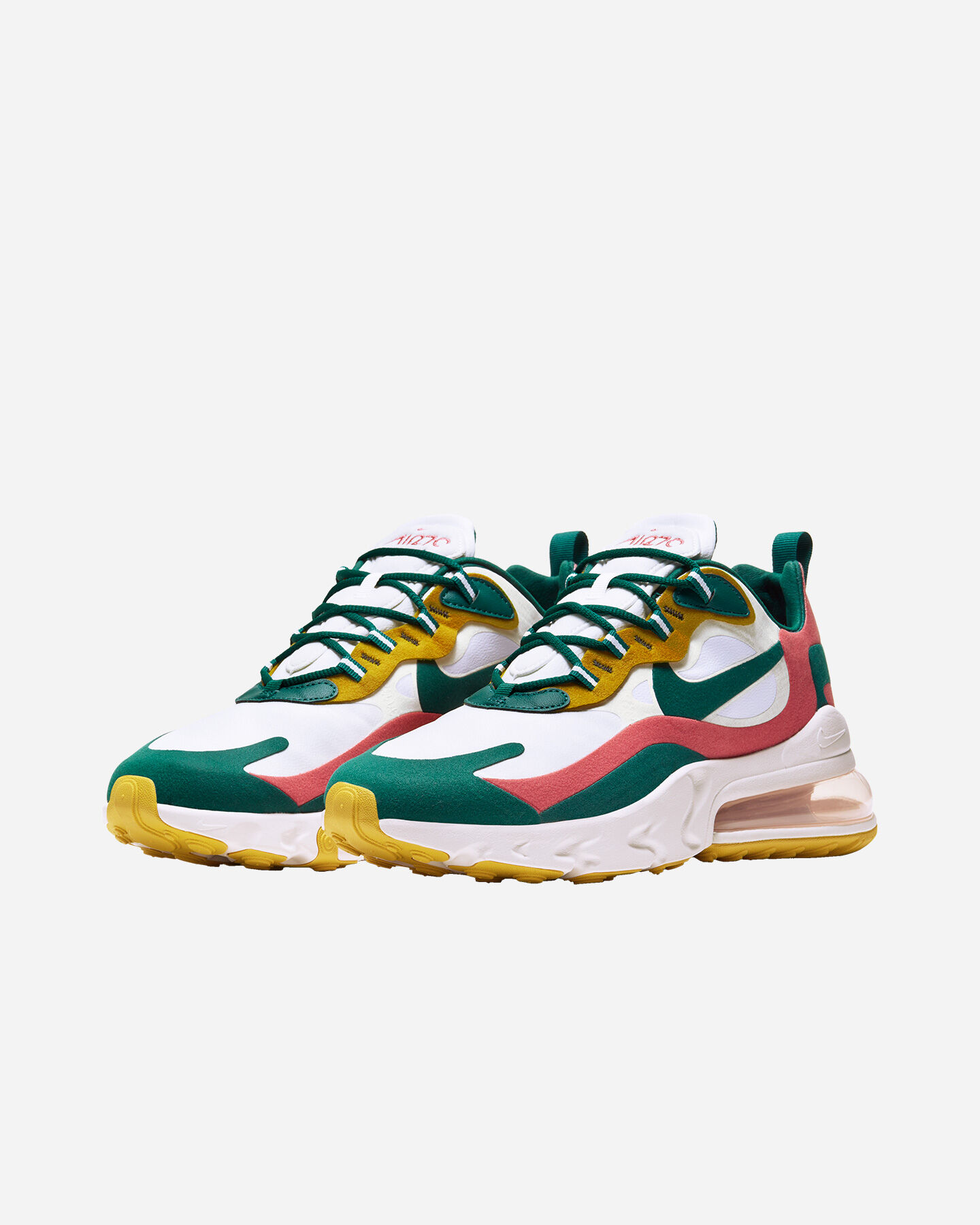 Scarpe sneakers NIKE AIR MAX 270 REACT M S5194744 scatto 1