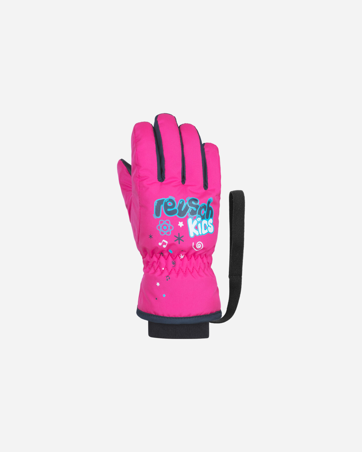 Guanti sci REUSCH KIDS JR S1284209 scatto 0