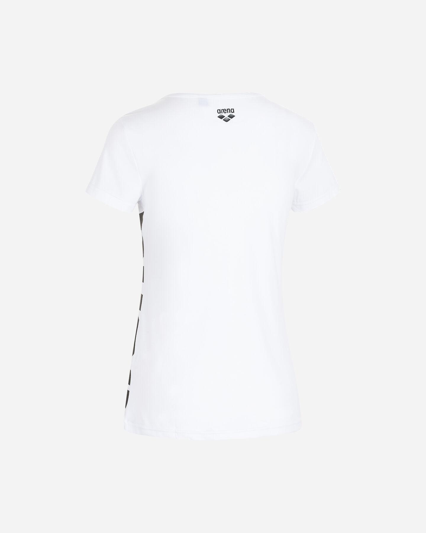 T-Shirt training ARENA DRIFIT MC BIG LOGO W S4080616 scatto 1