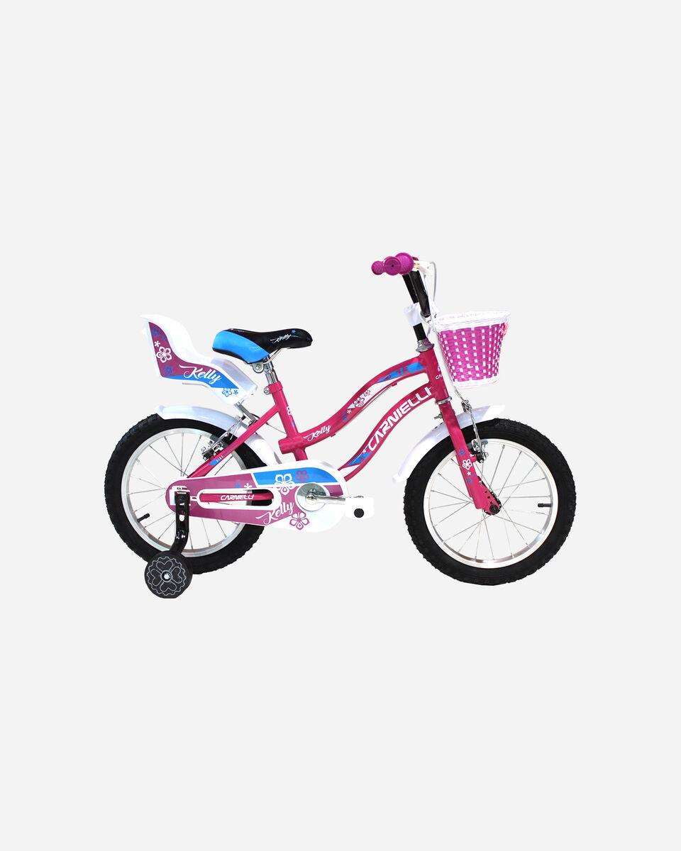 Bici junior CARNIELLI BIKE 16'' KELLY JR S4072315|1|UNI scatto 0