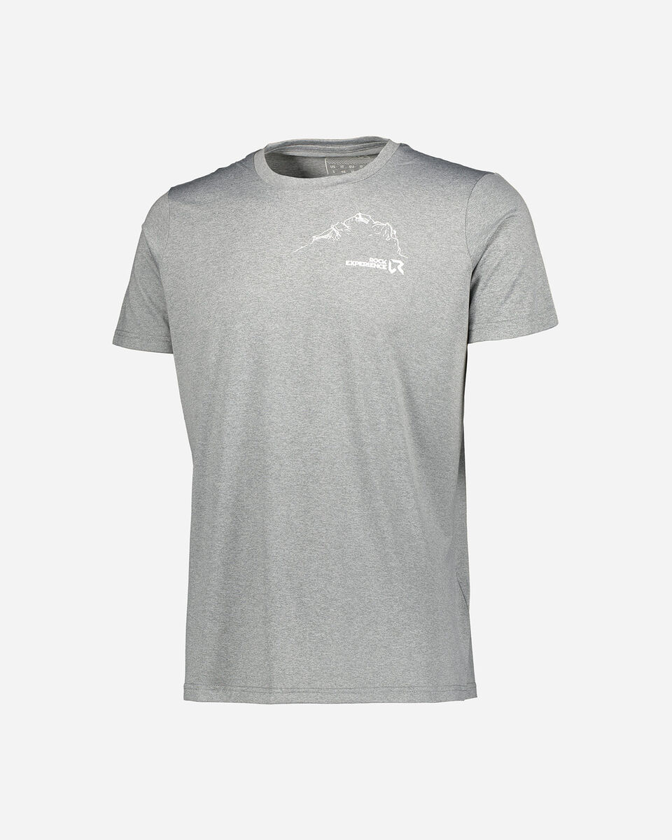 T-Shirt ROCK EXPERIENCE CHANDLER M S4089955 scatto 0