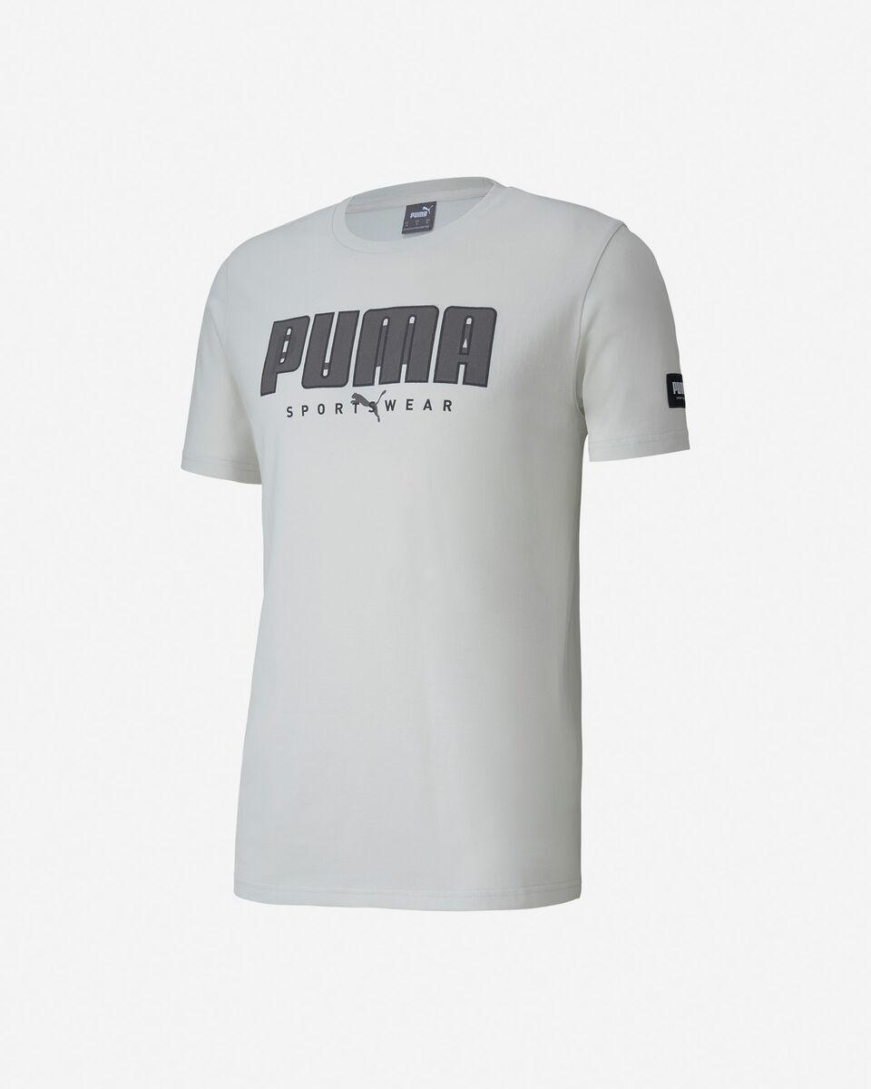 T-Shirt PUMA ATHTLETIC M S5235064 scatto 0