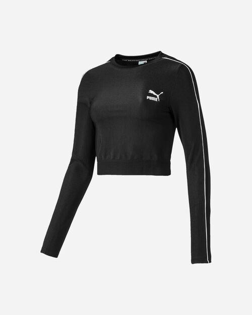 T-Shirt PUMA MUSE PIPING W