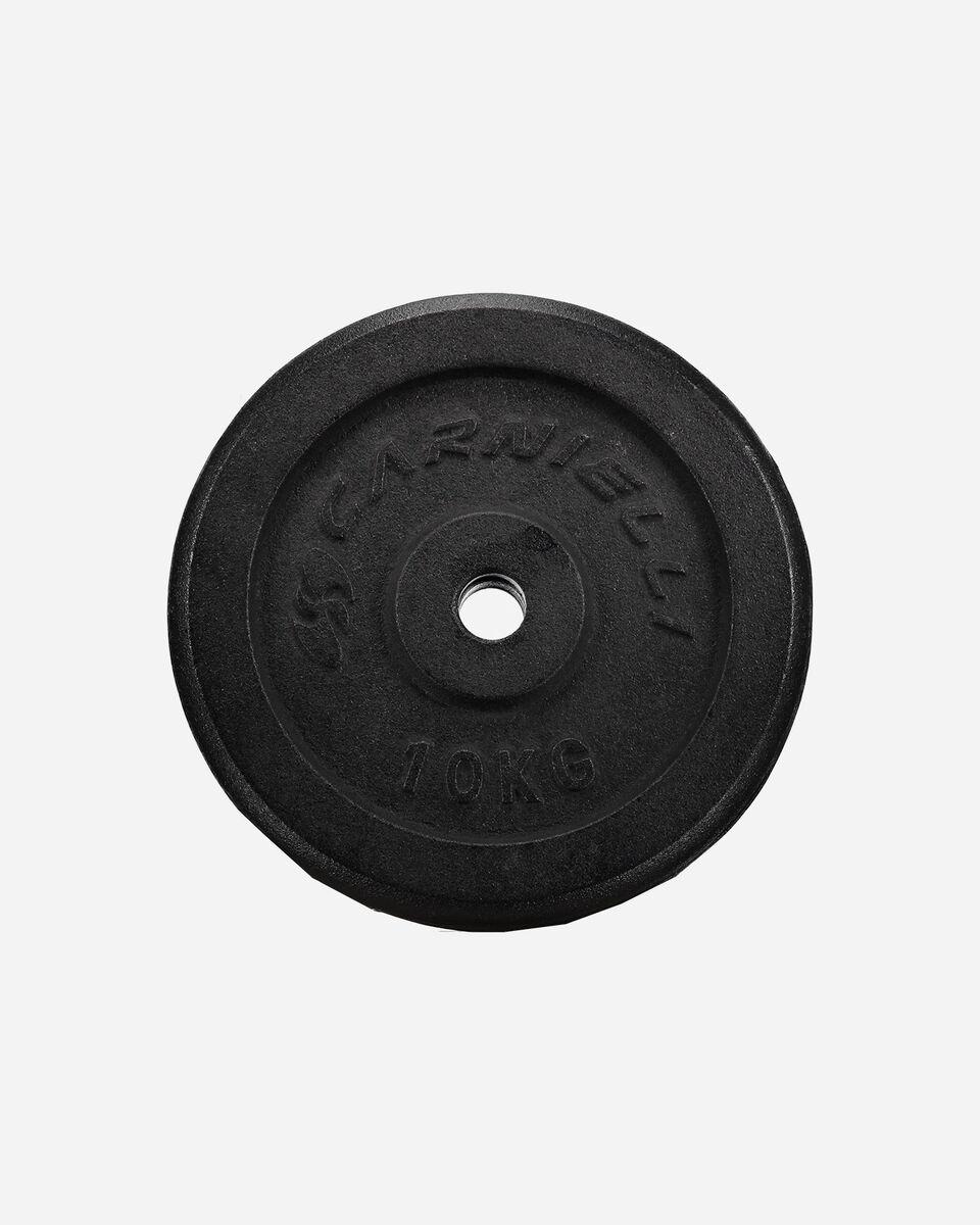 Disco ghisa CARNIELLI DISCO 10 KG S0223760|9999|UNI scatto 0