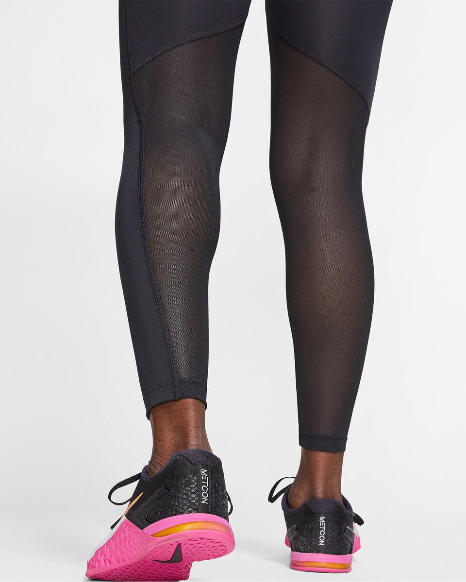 Leggings NIKE PRO LOGO W S5164160 scatto 5