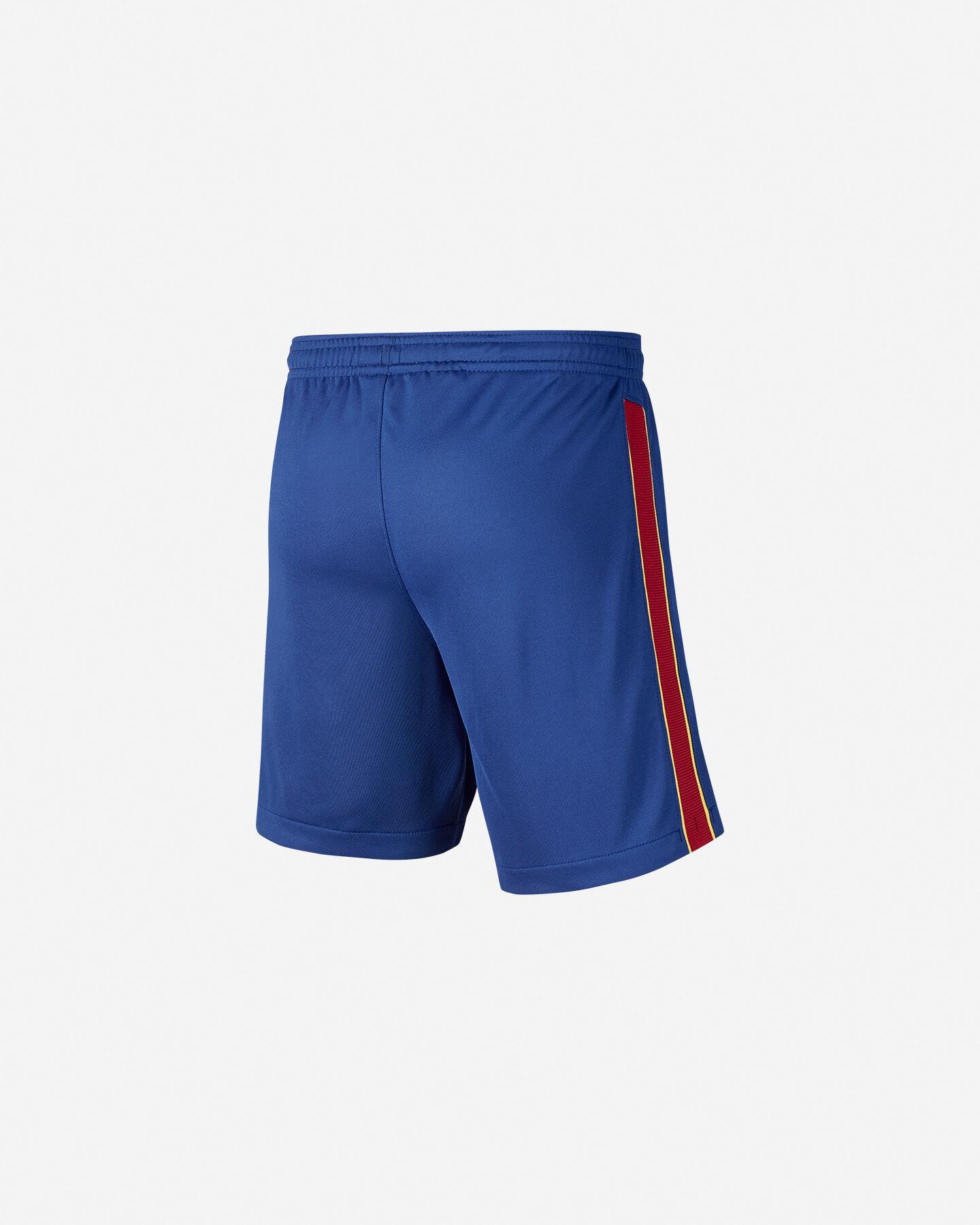 Pantaloncini calcio NIKE BARCELLONA HOME STADIUM 20/21 JR S5195472 scatto 2