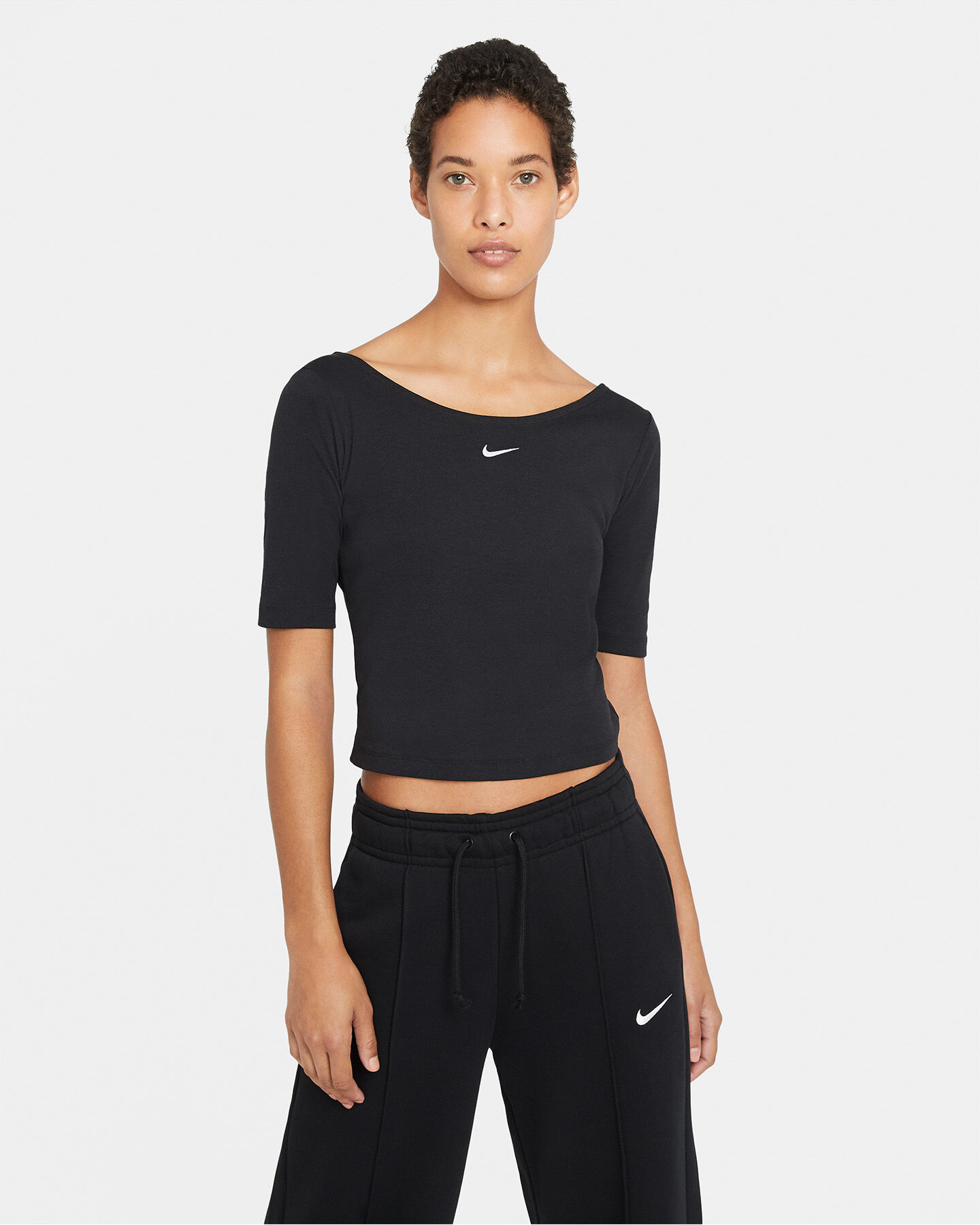 T-Shirt NIKE SCOOP W S5269867 scatto 0